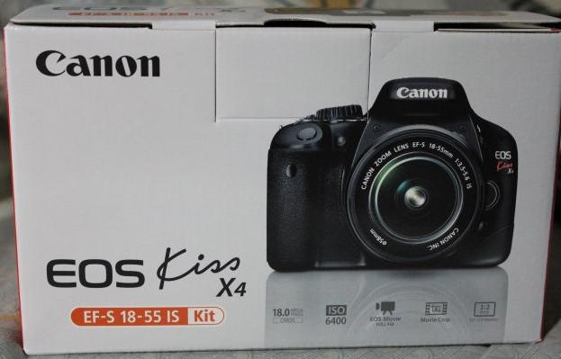 Canon kiss x4 english manual.