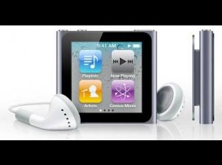 iPod Nano 6G Extras