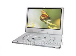 Portable COBY TF-DVD1020 DVD player
