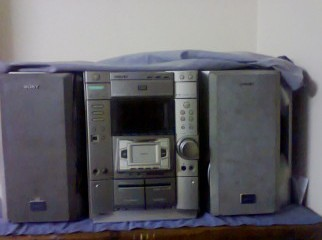 Sony MHC DP900D HiFi DVD Component