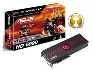 ASUS ATI 6990 HD ROG