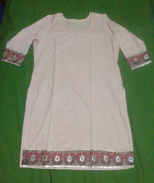 Fotuwa Long Kamiz By Yeasmin Fashion House... | ClickBD large image 2