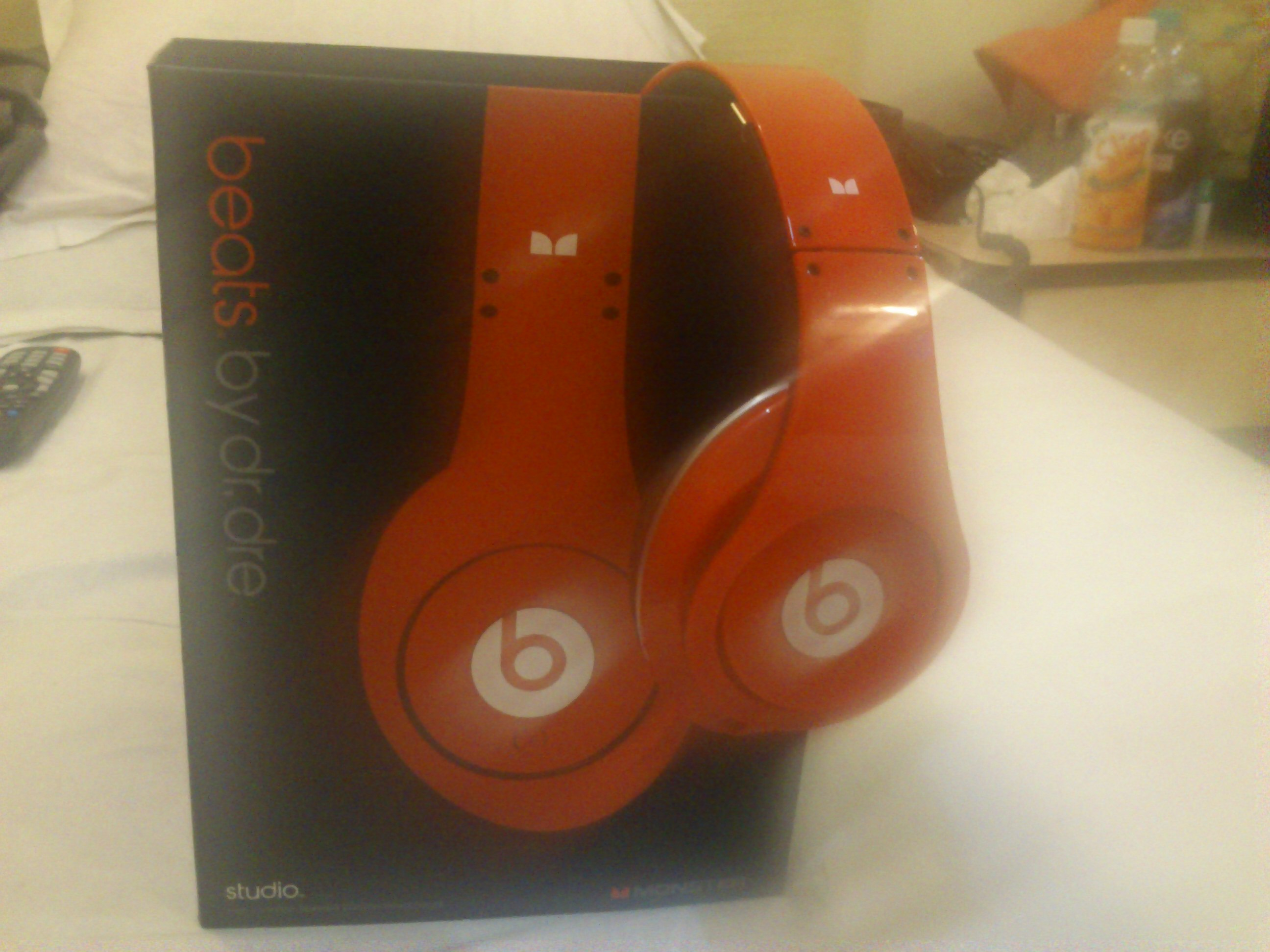 beats by dr. dre studio | ClickBD large image 0