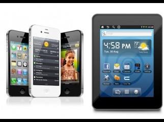 iPhone 3Gs iPhone4 Cruz Tablet Eid Offer