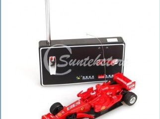 New Radio Control Formula 1 Racing Car Call 01553429486