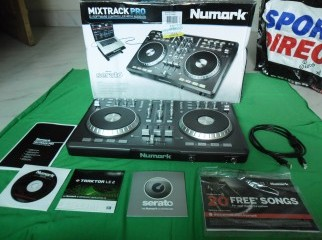 Brand New Numark Mixtrack Pro DJ Controller UK Product