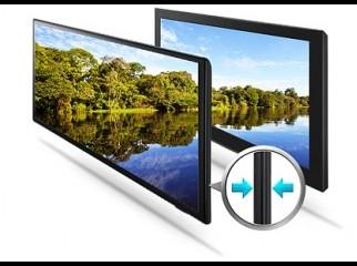 SAMSUNG SLIM LED 3D INTERNET TV NEW MODEL UA40