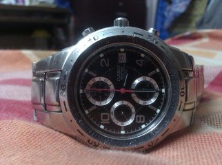 original TISSOT nd CASIO watch