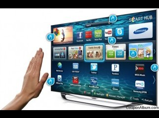Samsung ES8000 55 Inch 3D+ LED Smart TV With 1 Pair 3D Glass