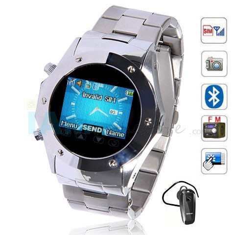 WATCH MOBILE MQ888  | ClickBD large image 0