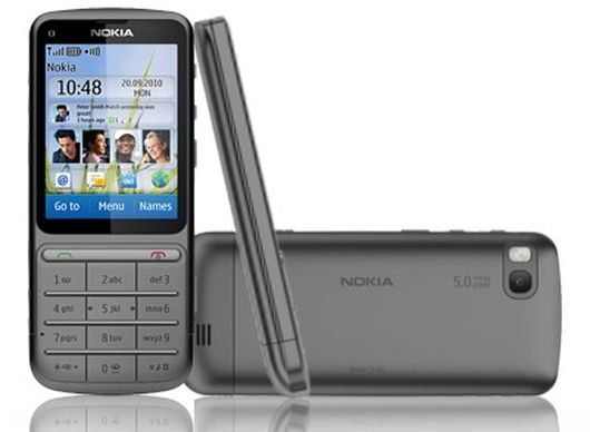 Nokia C3 01 Touch And Type Brand New Full Boxed Clickbd
