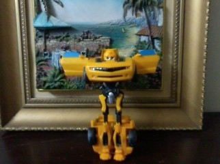 trans formers the dark of the moon action figure bumble bee