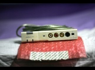 CANOPUS ADVC 110-VIDEO CAPTURING CARD