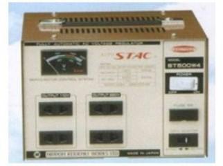 Auto STAC 500VA Voltage Stabilizer - Made in JAPAN