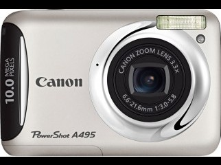 Canon A495 Digital Camera_Great Offer