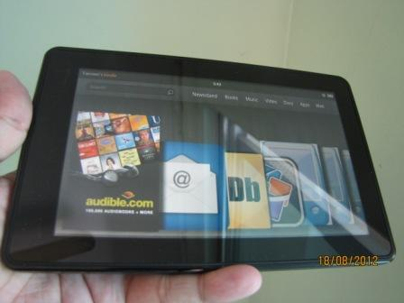 Kindle Fire E-Book Reader | ClickBD large image 0