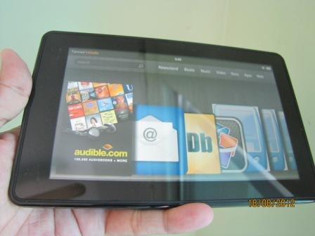 Kindle Fire E-Book Reader | ClickBD large image 1