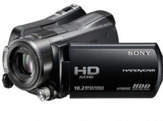 Japan Made Sony HD Camcorder HDR-SR12E