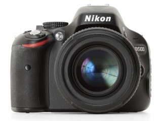 Brand New 16.2 MP Nikon D5100 with 18-55 VR Lens