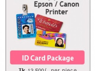 ID Card Print solution