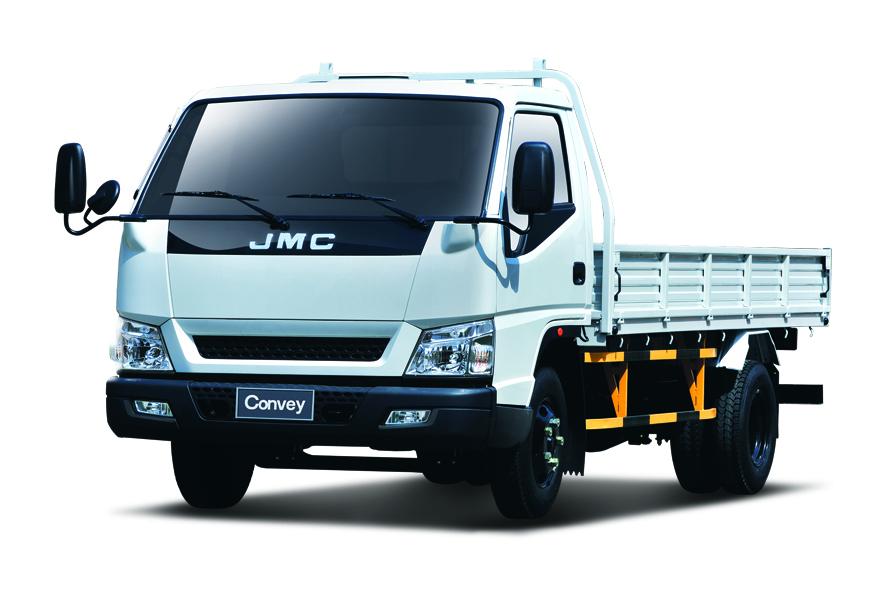 Toyota Diesel Truck >> pick up JMC 3 ton | ClickBD