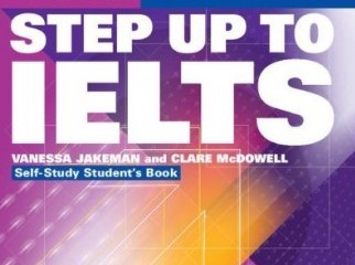 Step up to IELTS Cambridge Books
