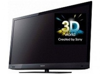 SONY BRAVIA EX720 55 Inch 3D LED TV With 1 Pair 3D Glass.