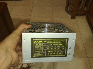 Delux Power Supply 450W