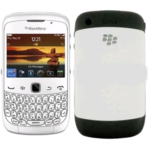Blackberry curve 9300 white urgent sell clickbd for Housse blackberry curve 9300