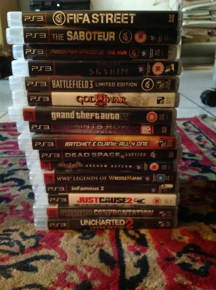 Lots of ps3 games for sale trade | ClickBD large image 0
