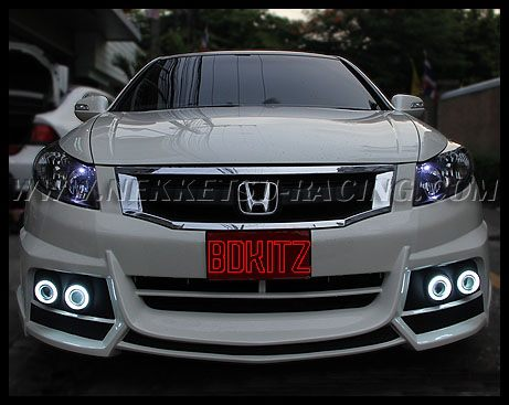 Wald tuned bodykit for Honda Accord by BDKITZ  | ClickBD large image 0