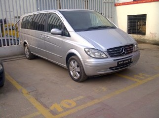 Unregistered Mercedes-Benz Viano MUST SEE