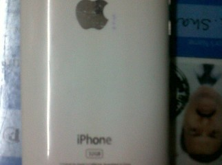 iPHONE 3GS (WHITE)