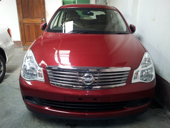 Nissan Bluebird Sylphy 2008 | ClickBD large image 0