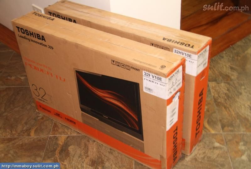 BRAND NEW 32 TOSHIBA HD LCD TV 34000TK ONLY BRAND NEW  | ClickBD large image 0