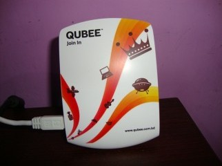 Qubee Modem-Shuttle Post Paid