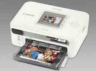 Canon Selphy cp740 photo printer