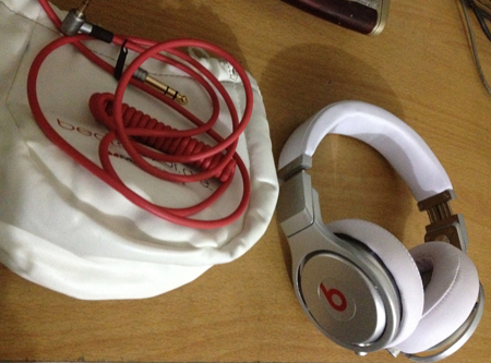 Brand new beats Pro headphone original  | ClickBD large image 0