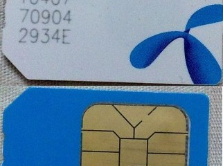 VIP Sim Card of Grameenphone