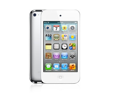Ipod touch 4g white only 15 days used  | ClickBD large image 1