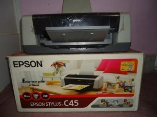 epson stylus c45 printer