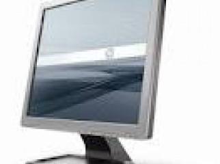 HP 17 Square LCD Monitor