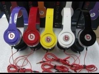 beats by dr. dre solo hd headphones Brand New Cheap