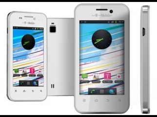 T-Mobile Vivacity Brand-new 10 days used white color