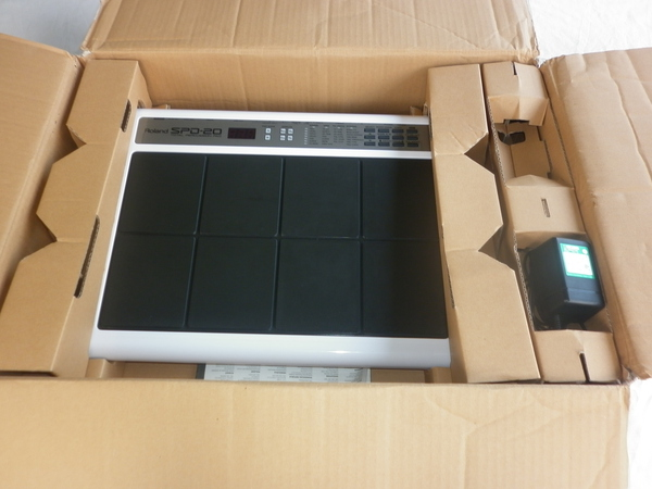 New Roland SPD-20. Call Me for Price 01819424222. | ClickBD large image 0