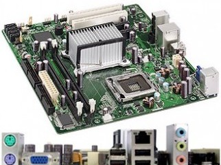 Intel DG31PR Motherboard