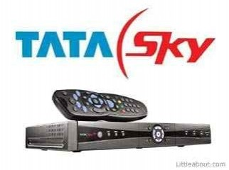 TATA Sky HD with 10 HD and 150 SD Channels