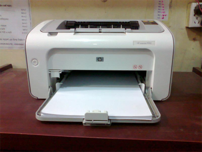 HP Laser Printer Fresh Condition  | ClickBD large image 0