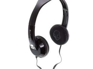 Skullcandy Uprock On Ear Headphones - Black USA