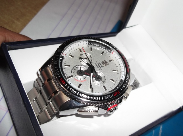 Aaa Used Cars >> TAG Heuer - Grand CARRERA - CALIBRE 17 Watch from USA | ClickBD